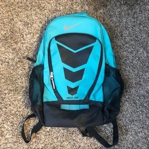 Turquoise Max Air Backpack*